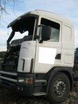 грузовые двигатели Scania б/у контрактные