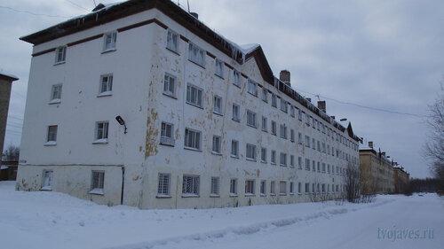 Фото города Инта №2665  Гагарина 3 и 5 31.01.2013_12:54