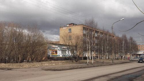 Фото города Инта №4208  Юго-западный угол Мира 22а (бывший