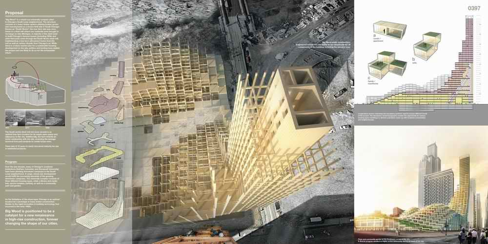Skyscraper Competition 2013. Победители и лауреаты конкурса