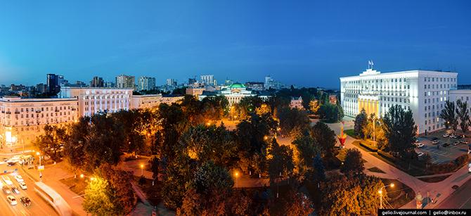 Площадь Советов.