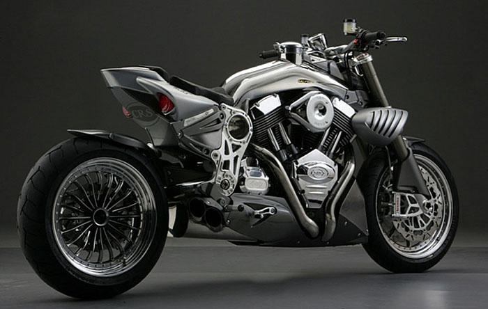 Мотоцикл был создан в знак уважения к чемпиону мира, Барри Шину, Великобритания. Как и многие мотоци