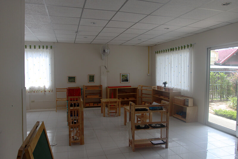Русский детский сад в Краби Ао Нанг. Тайланд