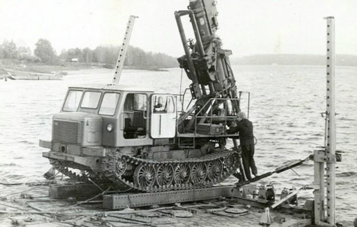 Техника инженерных войск