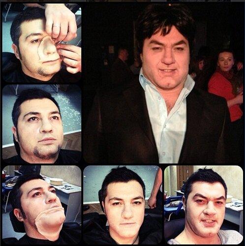 Алексей Чумаков в роли Александра Серова