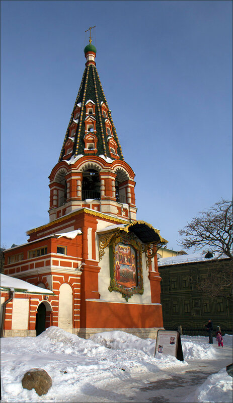 Храм Василия Блаженного..