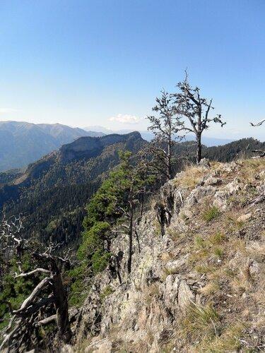 Кавказ, в походе, Большой Тхач
