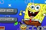Морской резидент Спанч Боб - игра бродилка, приключение