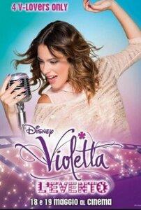 Песни из сериала Виолетта (1,2 сезон) слушать, скачать