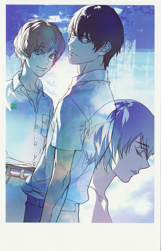 Zankyou no terror is special because of its take on terrorism