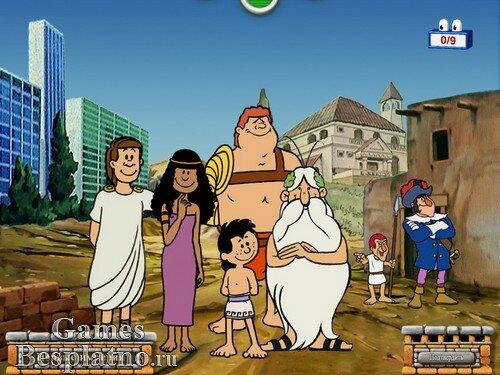 Занимательная история древнего мира