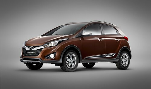 Кроссовер Hyundai – новинка 2013 года