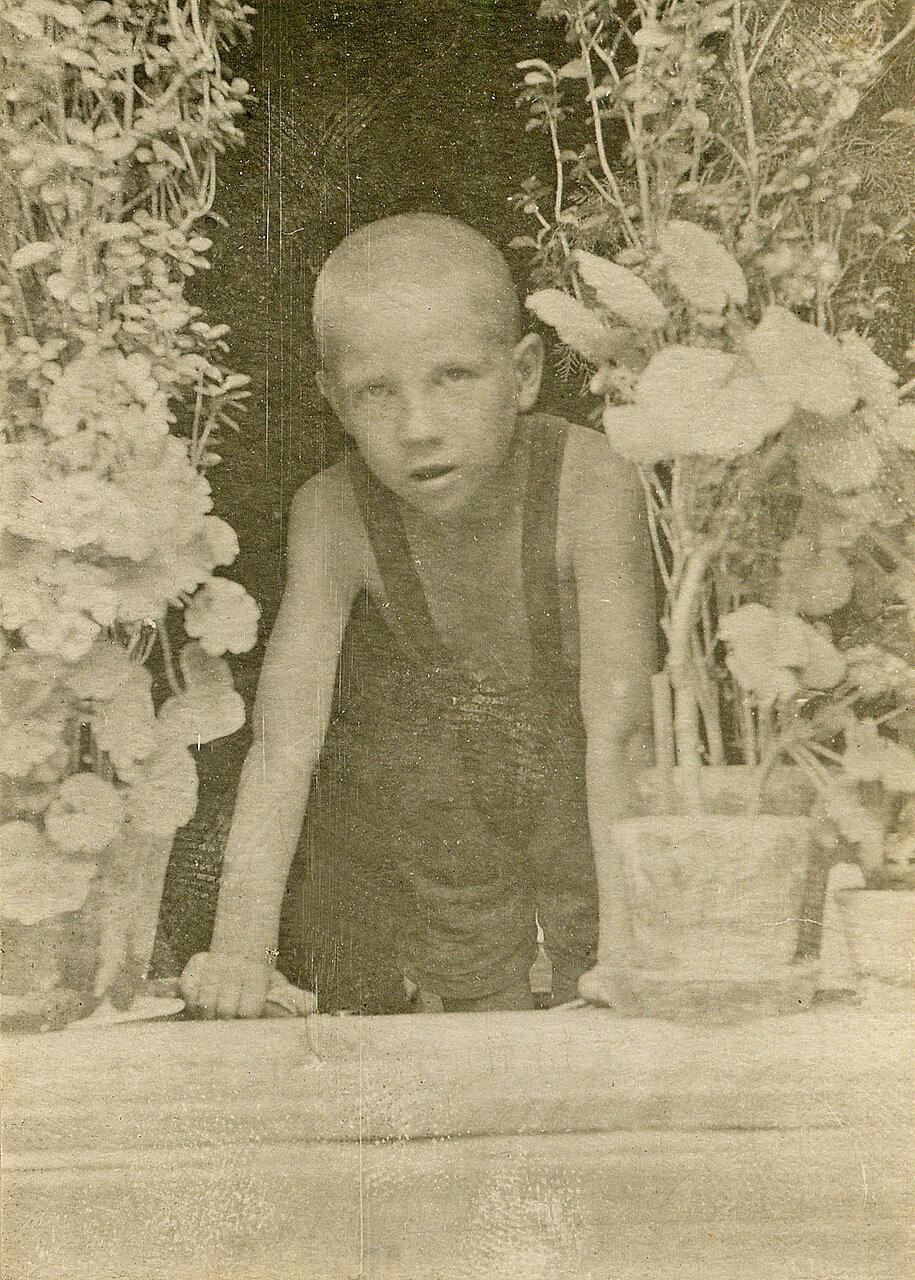 1939 г. Дом №6 по Дорогомиловскому валу