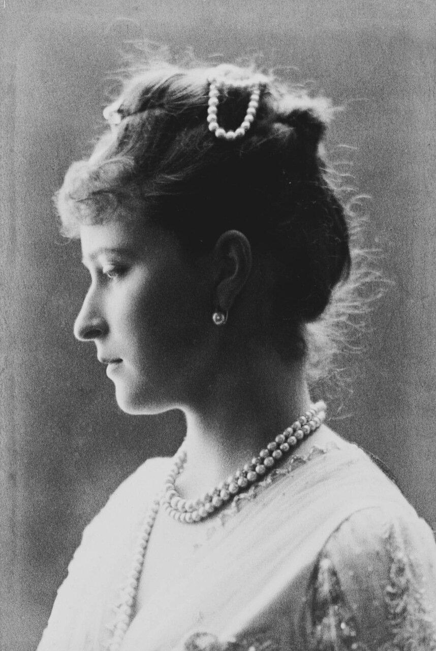 Великая княгиня Елизавета Федоровна, 1887 г