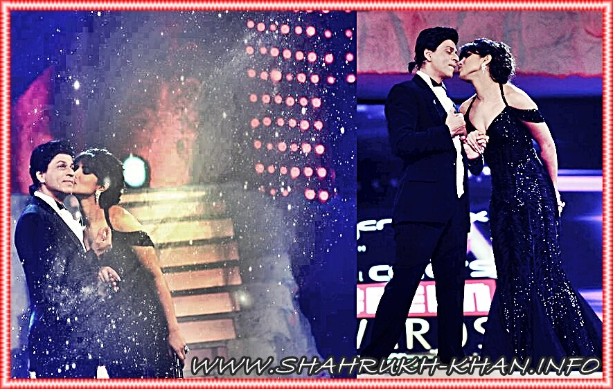 SRK & Priyanka - 19 Annual Screen Awards