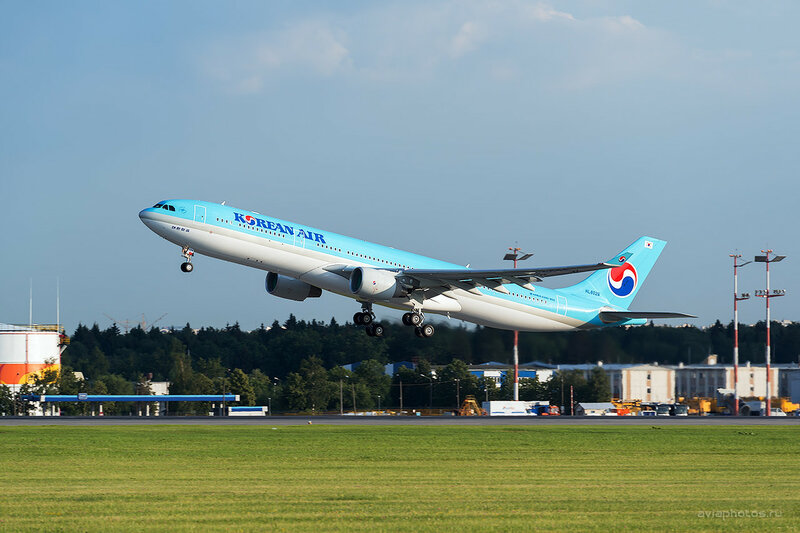 Airbus A330-323 (HL8026) Korean Air D809394