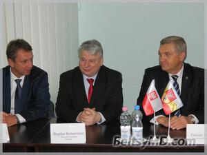 Бельцы и Белосток (Польша) — стали города побратимы