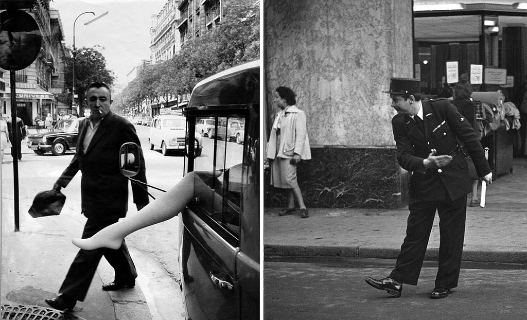 Photos by Robert Doisneau