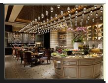 Малайзия. Куала-Лумпур. Mandarin Oriental Kuala Lumpur. Restaurant-Mosaic