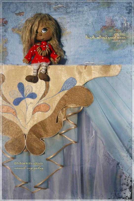 интерьерные куклы , портретные куклы по  фото, пошив штор и ламбрекенов. пошив текстиля от швейной мастерской  Shtorkin-Dom в Славянске.