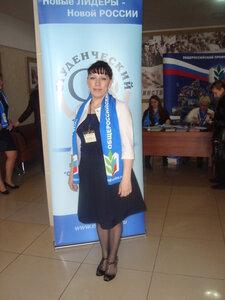 Марина Никина