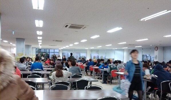 Корейские обеды