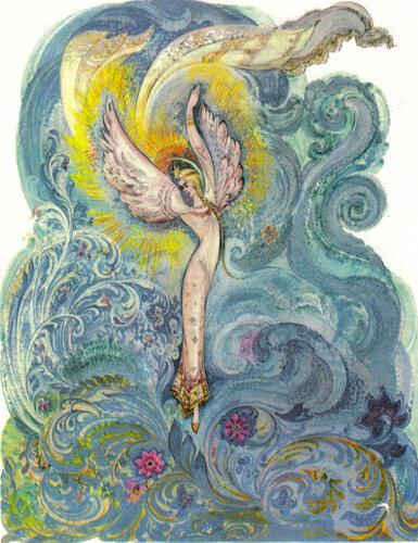 Лагуна Виктор. Новосибирский художник