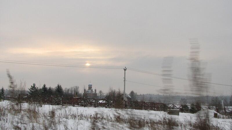 к вокзалу Рдултовского