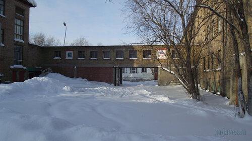 Фото города Инта №3855  Южная сторона Мира 14 (Гимназия №3