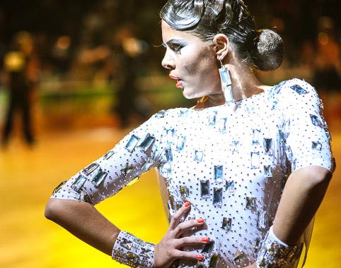 dancer by Vitaly Vinogradov