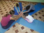 """Детская йога в студии йоги и пилатеса """"АуРа""""  Тихорецкий бульвар,16"""
