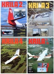 Krila №1-6 1991