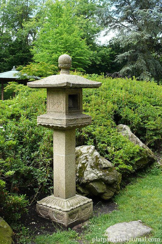 Японский сад в Бонне