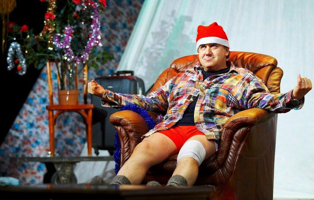 """""""Семейная комедия - любовная трагедия"""". Фото: Виктор Дмитриев"""