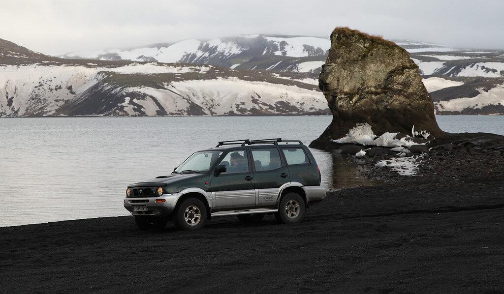 исландские дороги