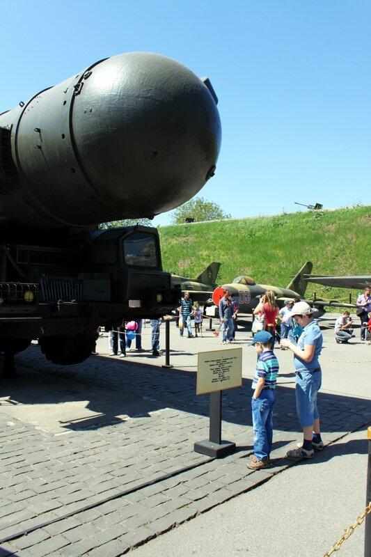 Ракетная установка
