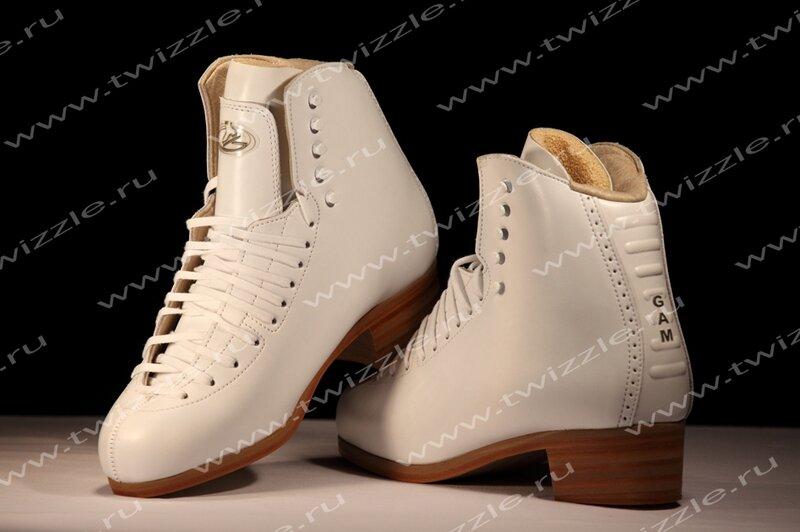 Профессиональные фигурные ботинки GAM G0078 Bronze