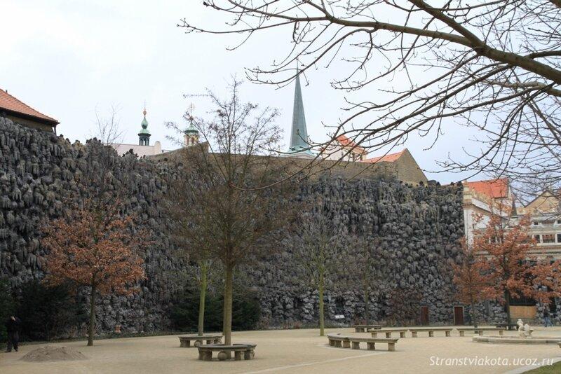 Прага, Мала Страна,Вальдштейнский сад