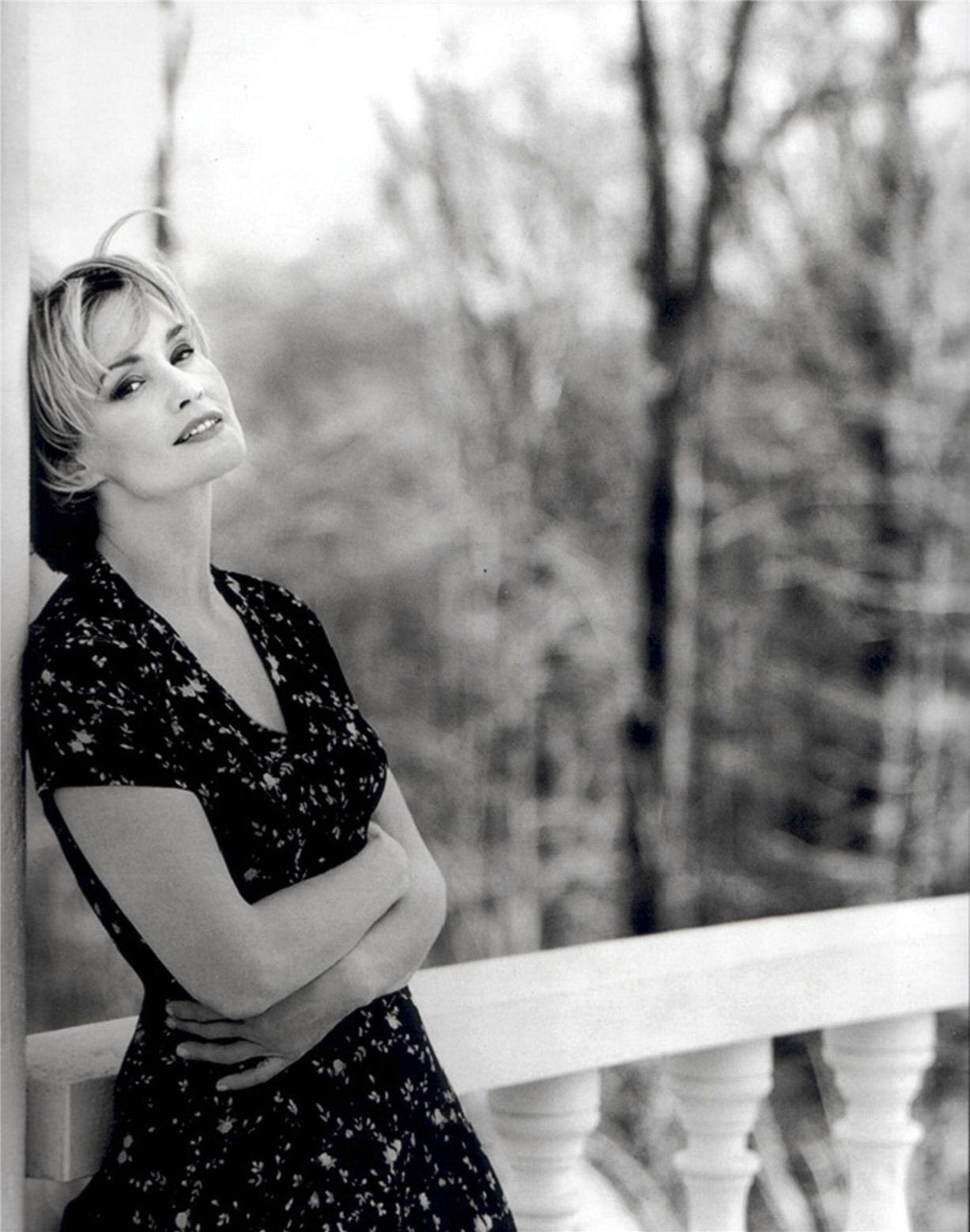Jessica Lange / Джессика Лэнг - портрет фотографа Грега Гормана / Greg Gorman