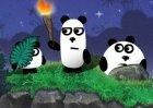 Игра три панды 2 и мой фанфик винкс с картинками