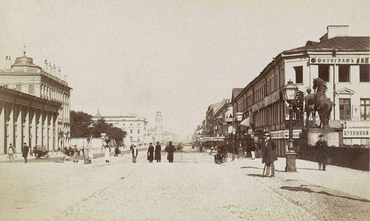 Аничков мост 1878 - 1890 1280.jpg