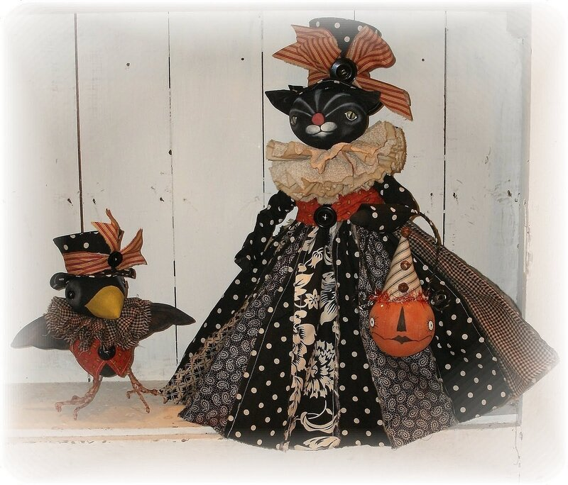 куклы на хеллуин