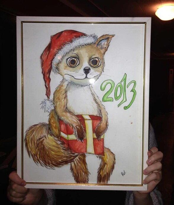 С наступающим новым годом, ЖЖ