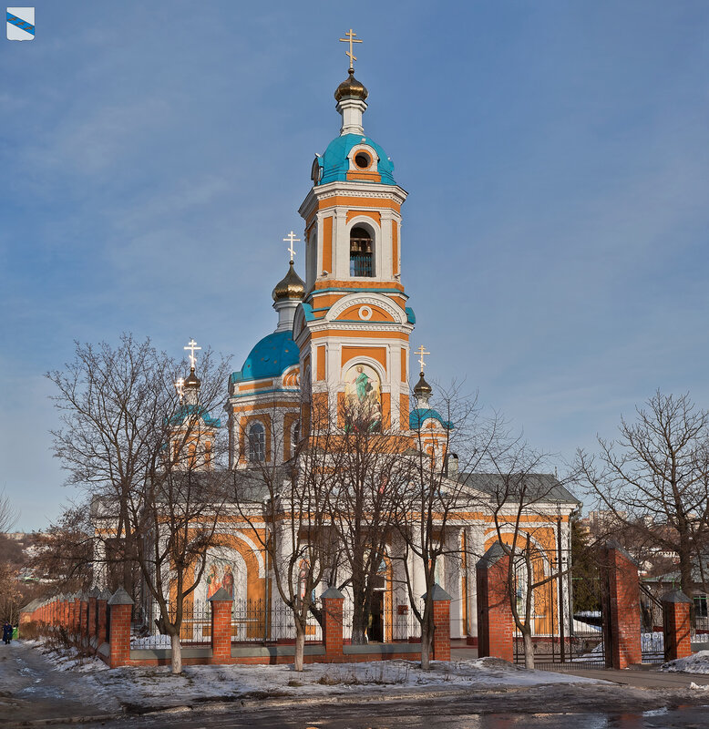 Курск. Вознесенский храм