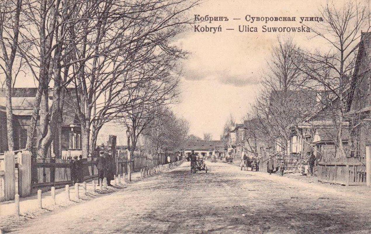 Суворовская улица