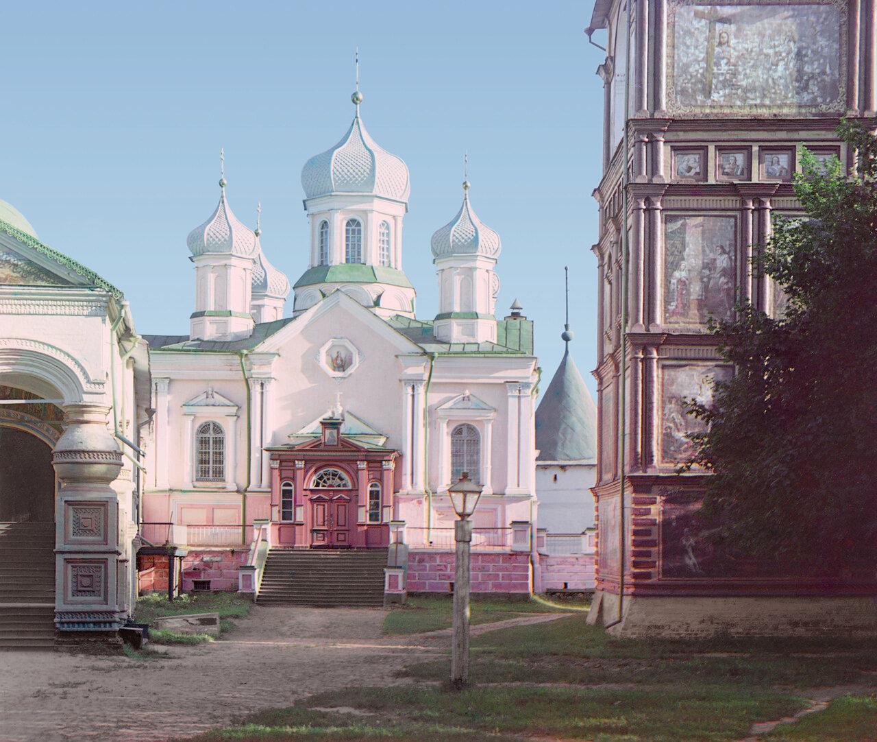 Собор Рождества Пресвятой Богородицы в Ипатьевском монастыре (зимний).