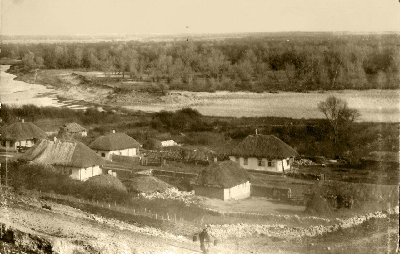 Станица Луганская. Северский Донец. 1905-1910 гг.