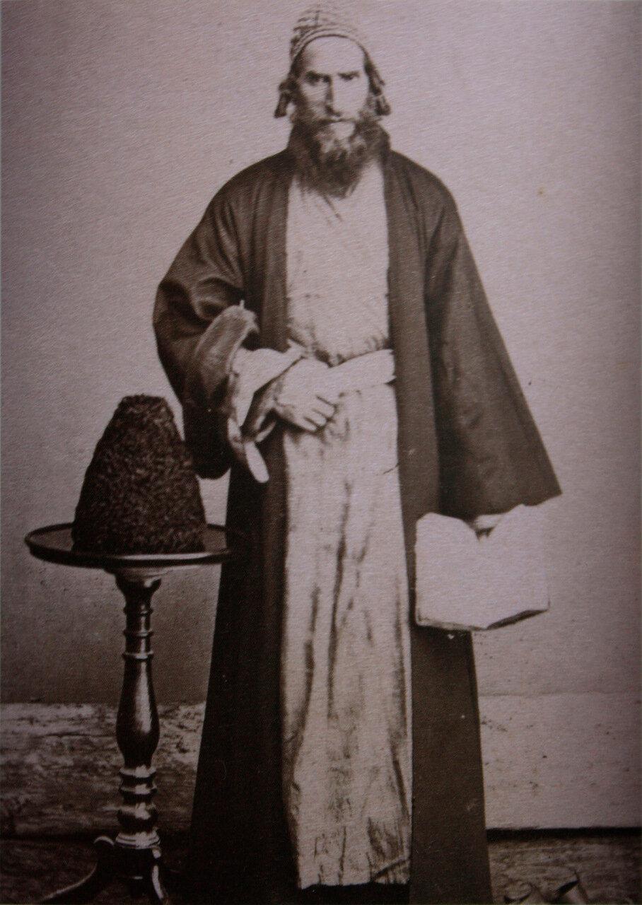 Рабби, еврей из Имеретии