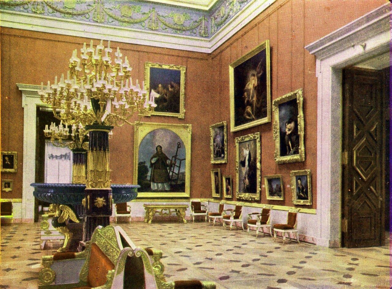 Зал испанского искусства XVI-XVIII вв