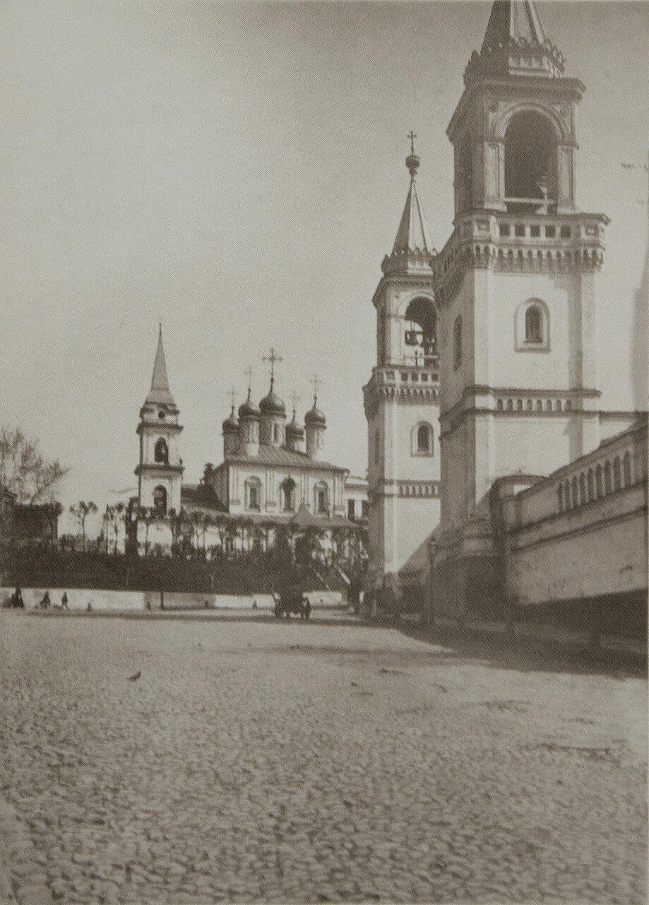 688. Церковь Князя Владимира и звонницы Ивановского монастыря
